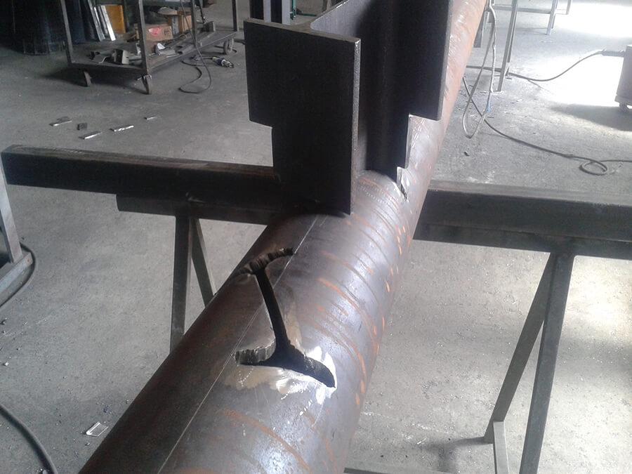 Mma progetti realizzati - Pilastro portante ...
